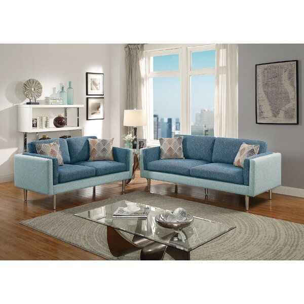Looking for Lucero 2 Piece Living Room Set By Ivy Bronx Today Only Sale