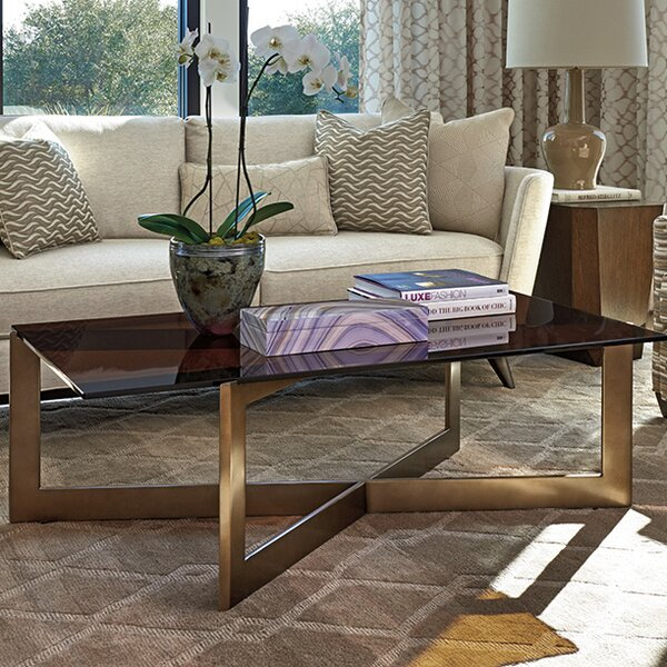 Zavala Aoeture Coffee Table by Lexington