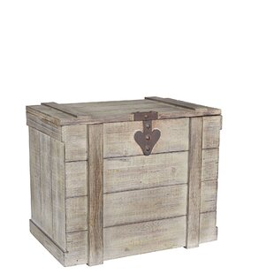 Beau Large Wooden Home Chest