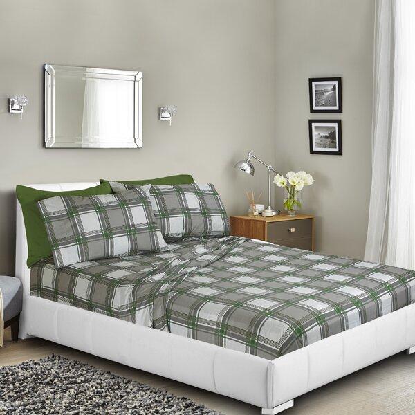 Dorset Printed Bed Sheet Set by Loon Peak