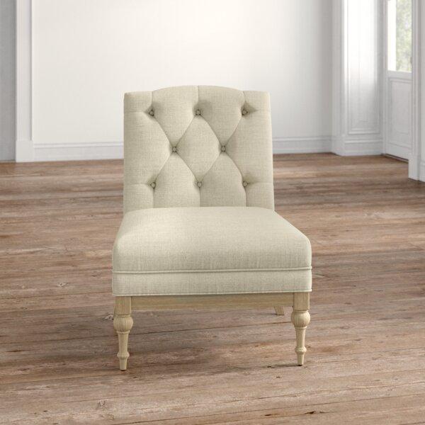 Liev Slipper Chair By One Allium Way
