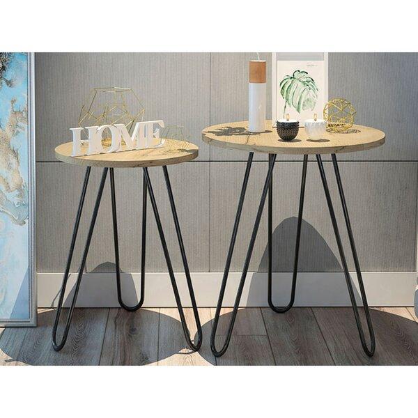 Ellianna 3 Leg Nesting Tables By Union Rustic