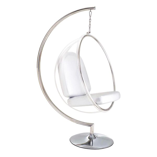 Wincott Bubble Hanging Replica Chair Hammock by Orren Ellis Orren Ellis