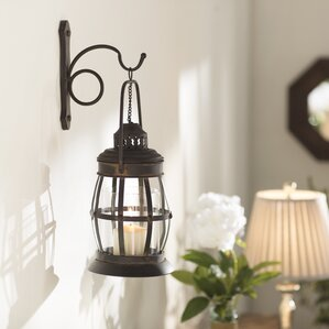 Candle Sconces Wall Decor candle sconces you'll love   wayfair