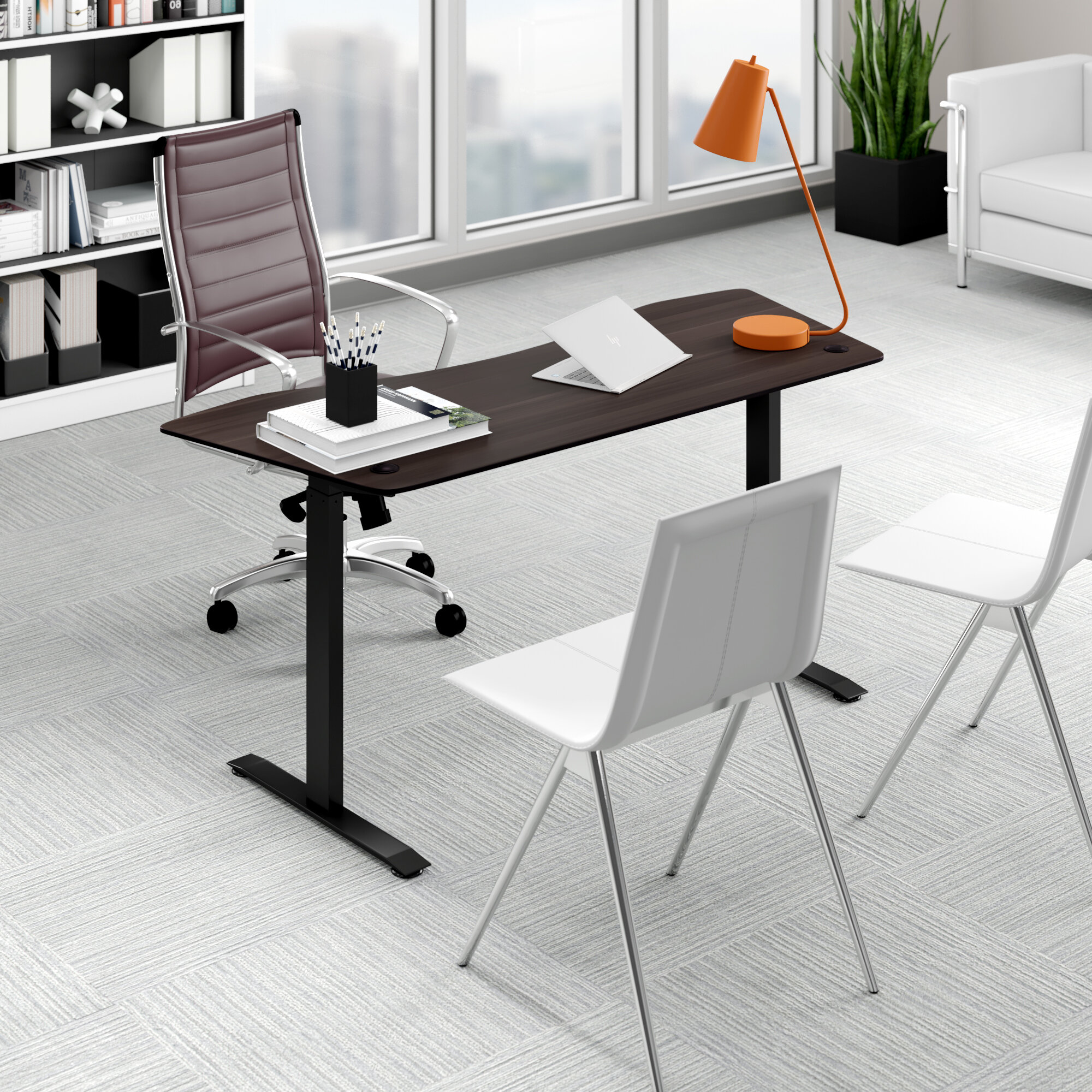 Double Two Person Desks You Ll Love