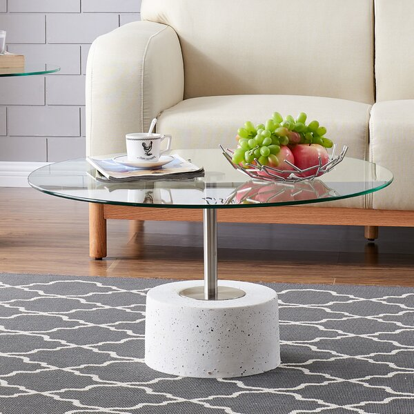 Sanchez Coffee Table by Orren Ellis