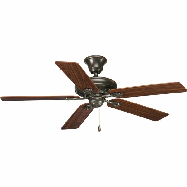 52 Foxburg 5-Blade Ceiling Fan by Alcott Hill