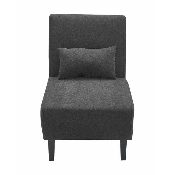 Cavanaugh Slipper Chair by Ebern Designs