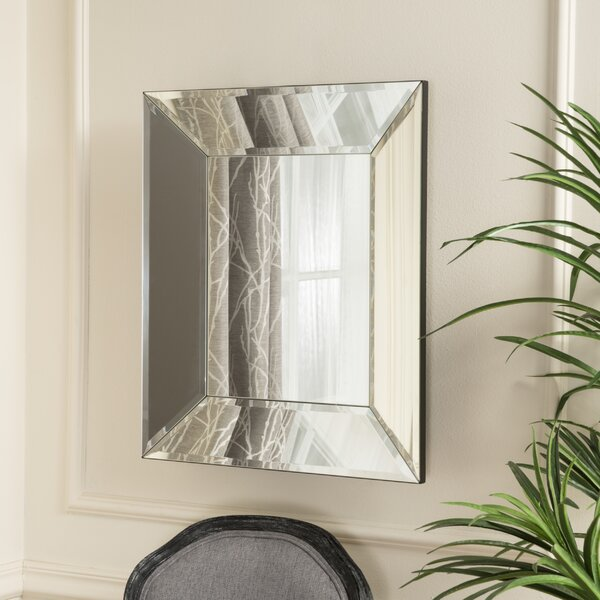 Oakside Wall Mirror by Darby Home Co