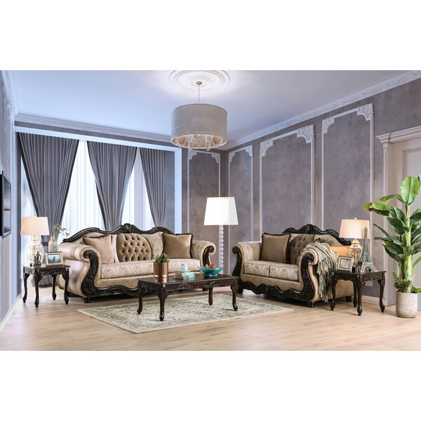 Rieves Configurable Living Room Set by Astoria Grand