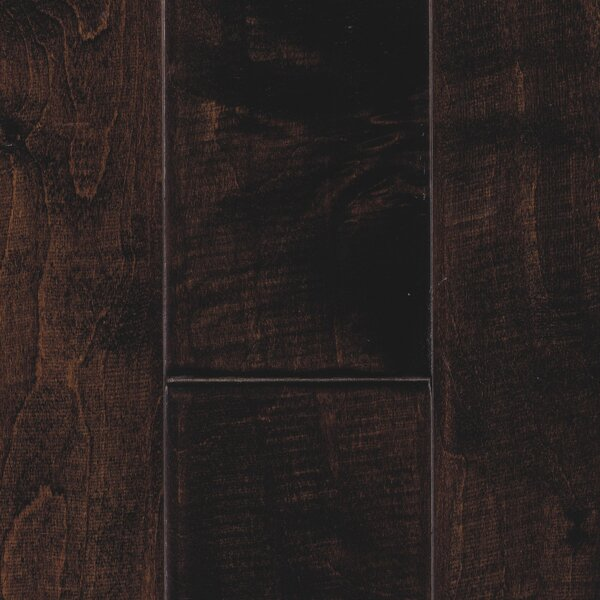Stately Manor 5 Engineered Maple Hardwood Flooring in Chocolate by Mohawk Flooring