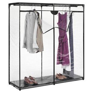60 W Extra Wide Clothes Closet