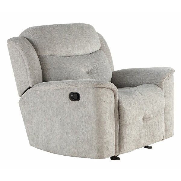 Fabric Upholstered Motion Glider Recliner W002121894