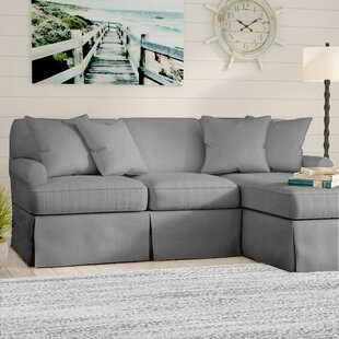 Low Back Sectional Sofa | Wayfair