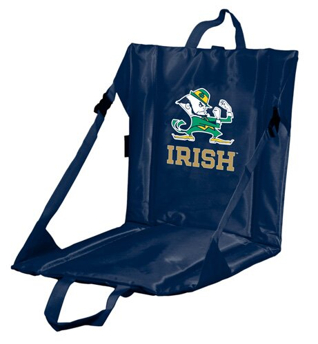 Collegiate Stadium Seat - Notre Dame by Logo Brands