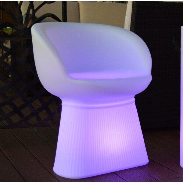 Holdenville Patio Dining Chair by Orren Ellis Orren Ellis