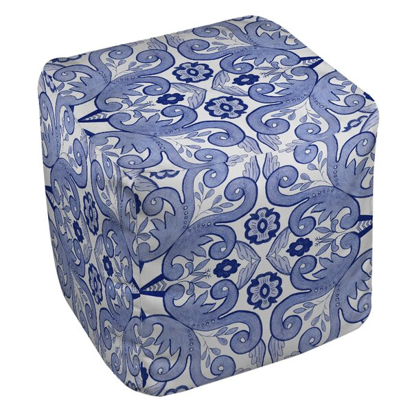 Atherstone 4 Pouf Ottoman By Red Barrel Studio
