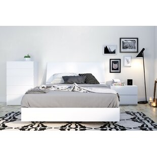 Ashe Platform 4 Piece Bedroom Set By Orren Ellis