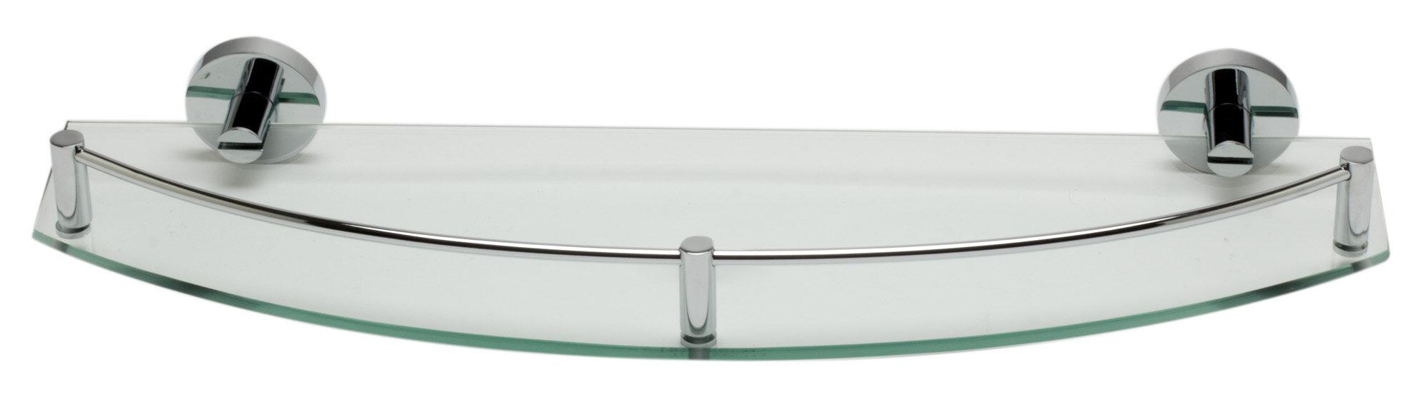 Alfi Brand ALFI brand AB9547 Polished Chrome Wall Mounted Glass ...