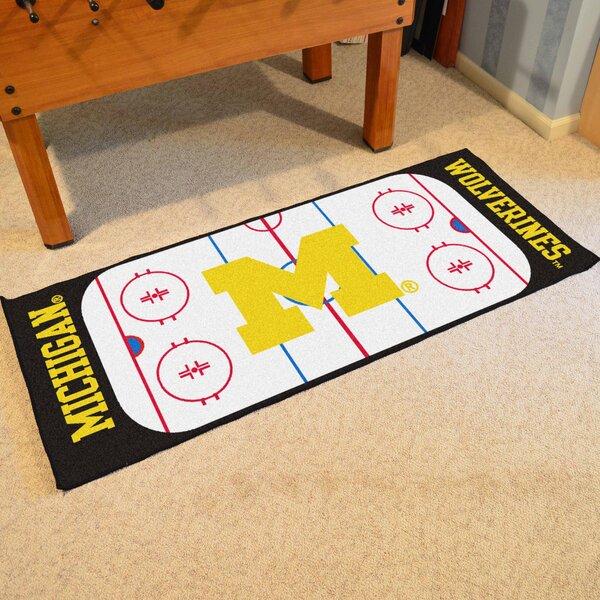 University of Michigan Doormat by FANMATS