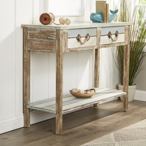 Norcroft Console Table by Beachcrest Home
