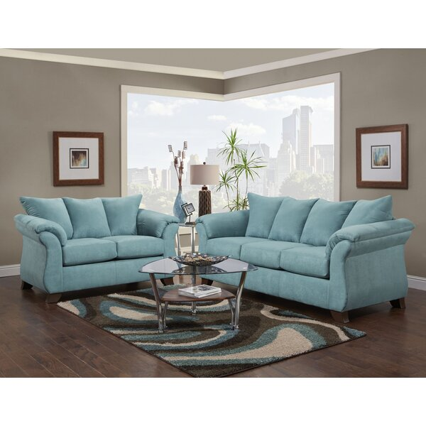 Norris 2 Piece Living Room Set by Red Barrel Studi