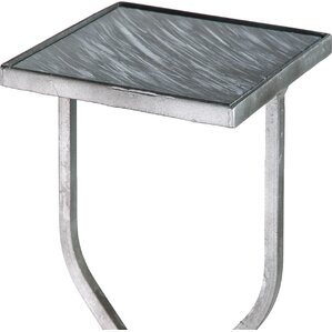 Hourglass End Table by Knox & Harrison