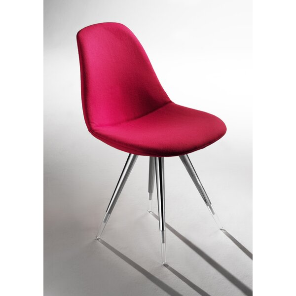 Schillinger Pop Upholstered Dining Chair by Wrought Studio