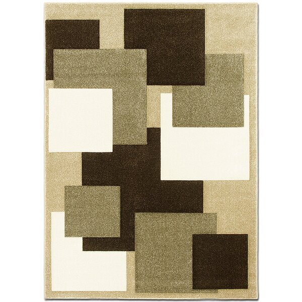 Champagne Area Rug by AllStar Rugs