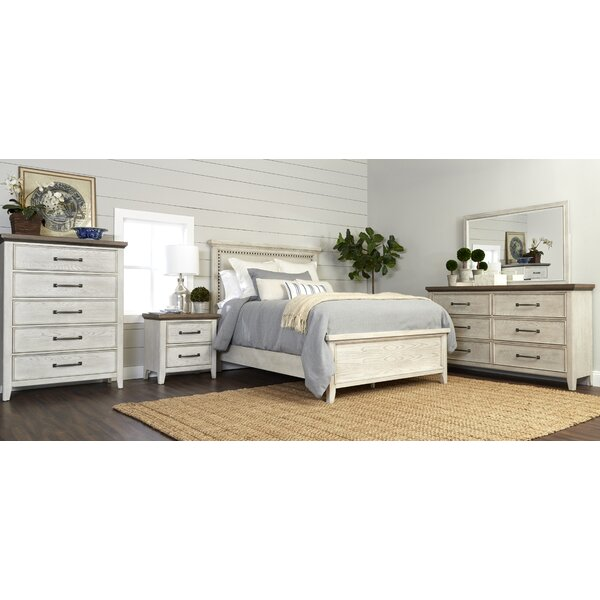 Pecora Standard Configurable Bedroom Set by Gracie Oaks