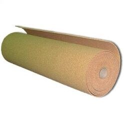 5mm Cork Underlayment (200 sq.ft./Roll) by APC Cork