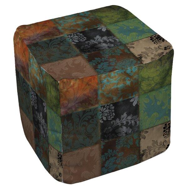Rosalinda Cube Ottoman by Fleur De Lis Living