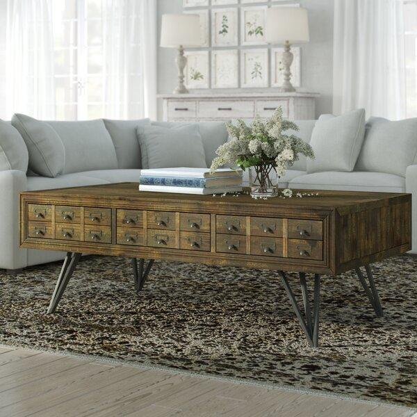 Cabrera Coffee Table by Gracie Oaks Gracie Oaks