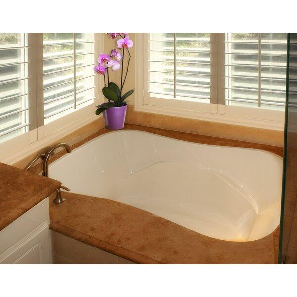 Designer Monterey 72 x 42 Whirlpool Bathtub by Hydro Systems