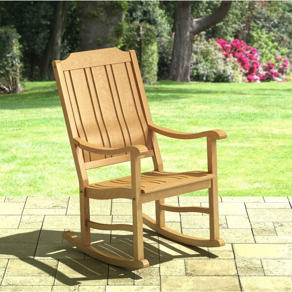 Droskyn Rocking Chair By Rosalind Wheeler Best Design