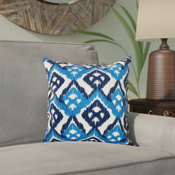 Meetinghouse Hipster Throw Pillow by Bungalow Rose