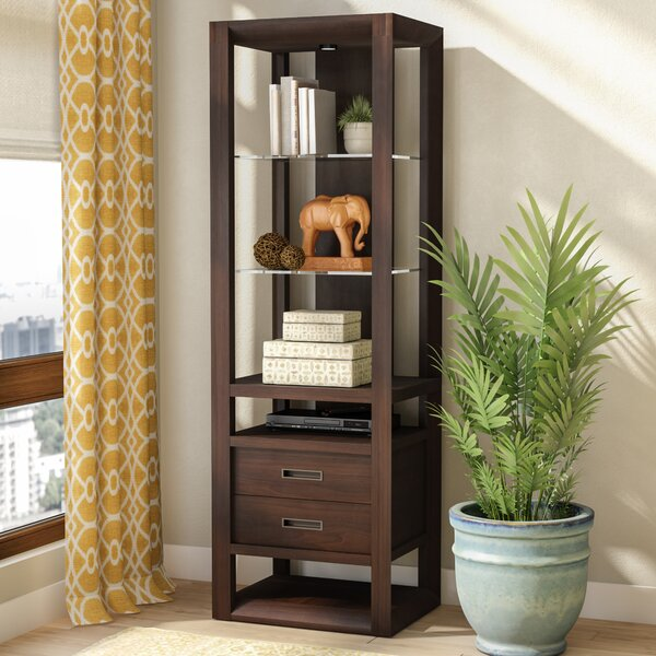 Eloisee Cove Pier Bookcase by World Menagerie