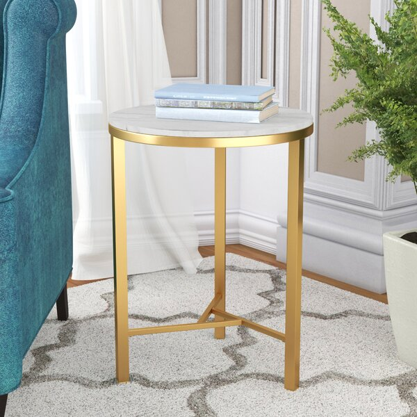 Hower End Table by Mercer41
