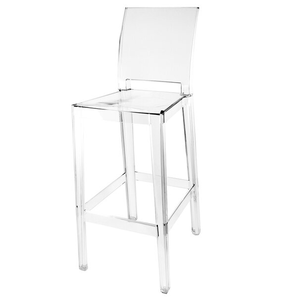 One More Please Counter Stool (Set of 2) by Kartell