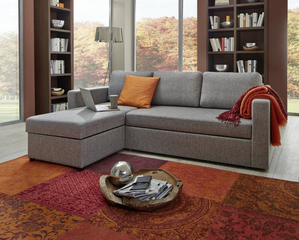 atlantic home collection ecksofa seven mit bettfunktion bewertungen. Black Bedroom Furniture Sets. Home Design Ideas