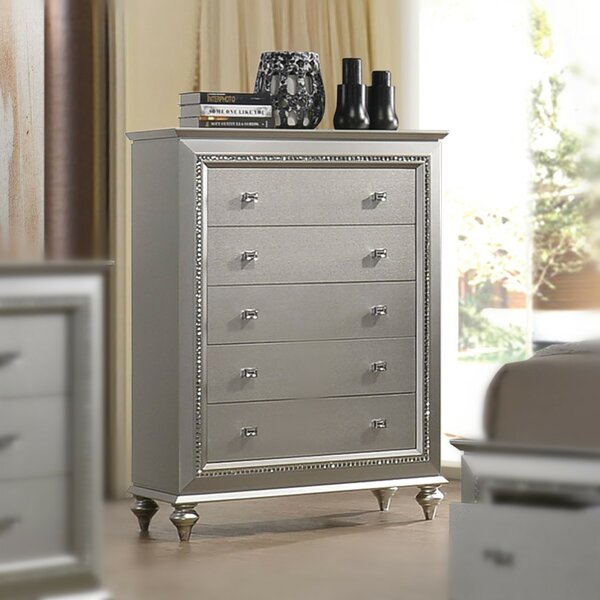 Samana 5 Drawer Chest by Orren Ellis