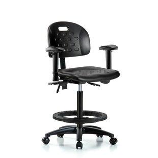 Drafting Chair by Blue Ridge Ergonomics Spacial Price
