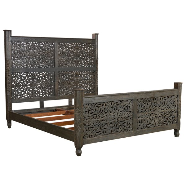 Buena Park Sleigh Solid Wood 2 Piece Bedroom Set By Bungalow Rose by Bungalow Rose Looking for