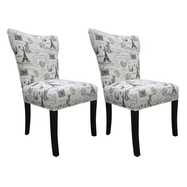 Bella Side Chair (Set of 2) by Sole Designs Sole Designs