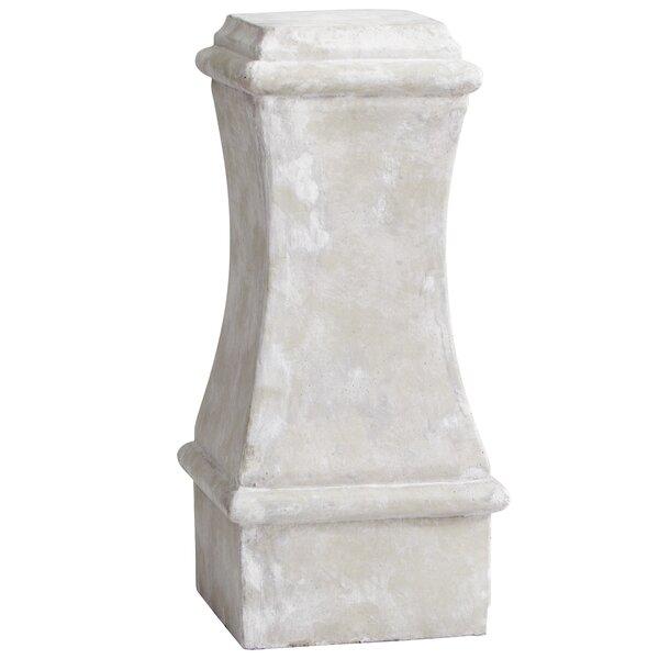 Dexter Outdoor Pedestal by Cyan Design