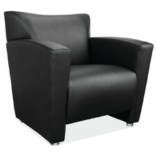 Tribeca Leather Chair by OfficeSource