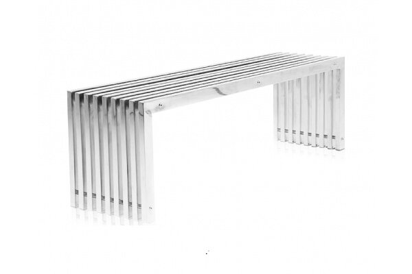 Luong Metal Bench by Orren Ellis
