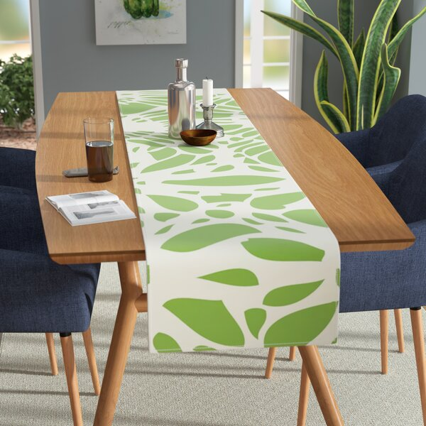 Laura Nicholson Drawnwork Table Runner by East Urban Home