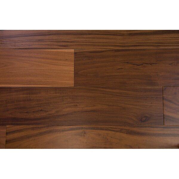 Milan 7-1/2 Engineered Acacia Hardwood Flooring in Brown by Branton Flooring Collection