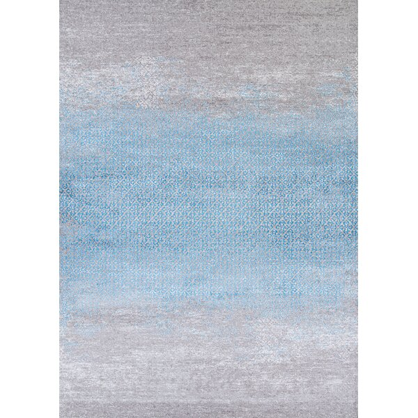 Parmley Riptide Blue/Gray Area Rug